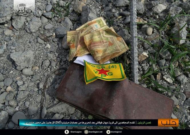 Người Kurd Syria đánh cầm chừng, quân Thổ chiếm thêm 2 thị trấn ảnh 8