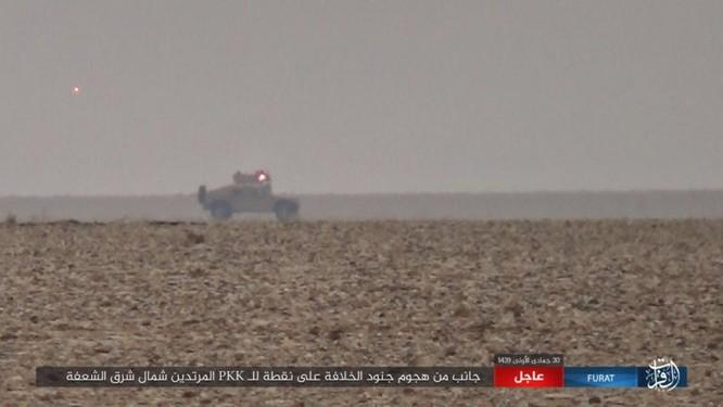 Mỹ lại không kích nhầm đồng minh, IS đánh người Kurd Syria điên đảo ảnh 17