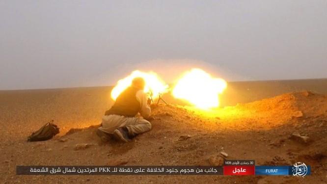 Mỹ lại không kích nhầm đồng minh, IS đánh người Kurd Syria điên đảo ảnh 19