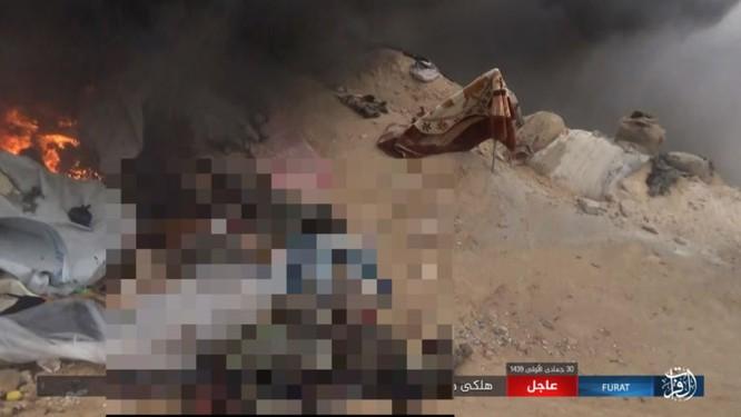 Mỹ lại không kích nhầm đồng minh, IS đánh người Kurd Syria điên đảo ảnh 24