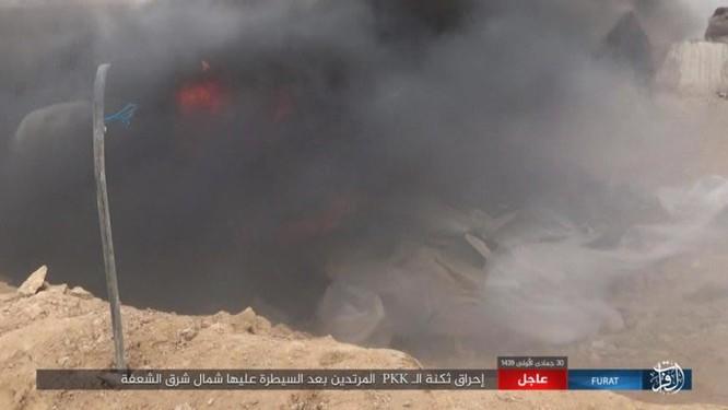 Mỹ lại không kích nhầm đồng minh, IS đánh người Kurd Syria điên đảo ảnh 25