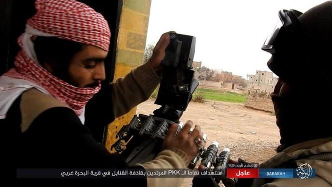 Mỹ lại không kích nhầm đồng minh, IS đánh người Kurd Syria điên đảo ảnh 1