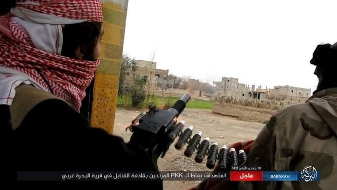 Mỹ lại không kích nhầm đồng minh, IS đánh người Kurd Syria điên đảo ảnh 2