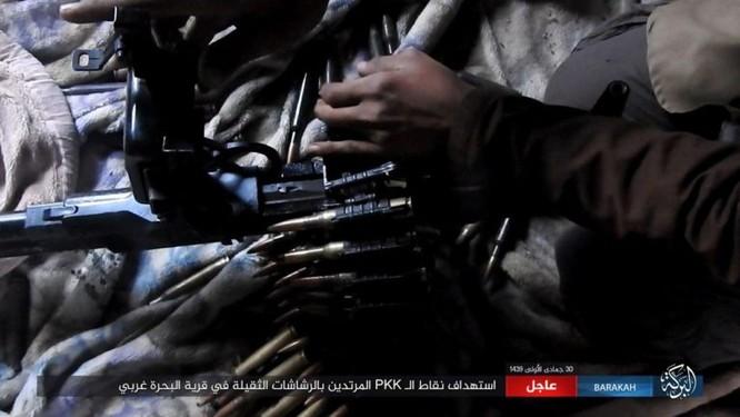Mỹ lại không kích nhầm đồng minh, IS đánh người Kurd Syria điên đảo ảnh 3