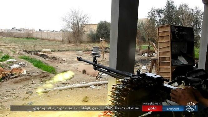 Mỹ lại không kích nhầm đồng minh, IS đánh người Kurd Syria điên đảo ảnh 4
