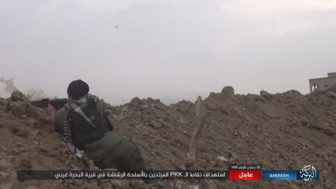 Mỹ lại không kích nhầm đồng minh, IS đánh người Kurd Syria điên đảo ảnh 6