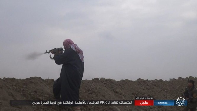 Mỹ lại không kích nhầm đồng minh, IS đánh người Kurd Syria điên đảo ảnh 8