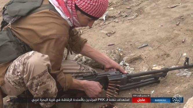 Mỹ lại không kích nhầm đồng minh, IS đánh người Kurd Syria điên đảo ảnh 9
