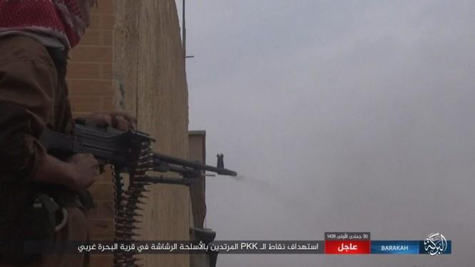 Mỹ lại không kích nhầm đồng minh, IS đánh người Kurd Syria điên đảo ảnh 10