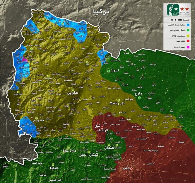 Người Kurd bất ngờ tập kích căn cứ quân sự trên đất Thổ Nhĩ Kỳ ảnh 1