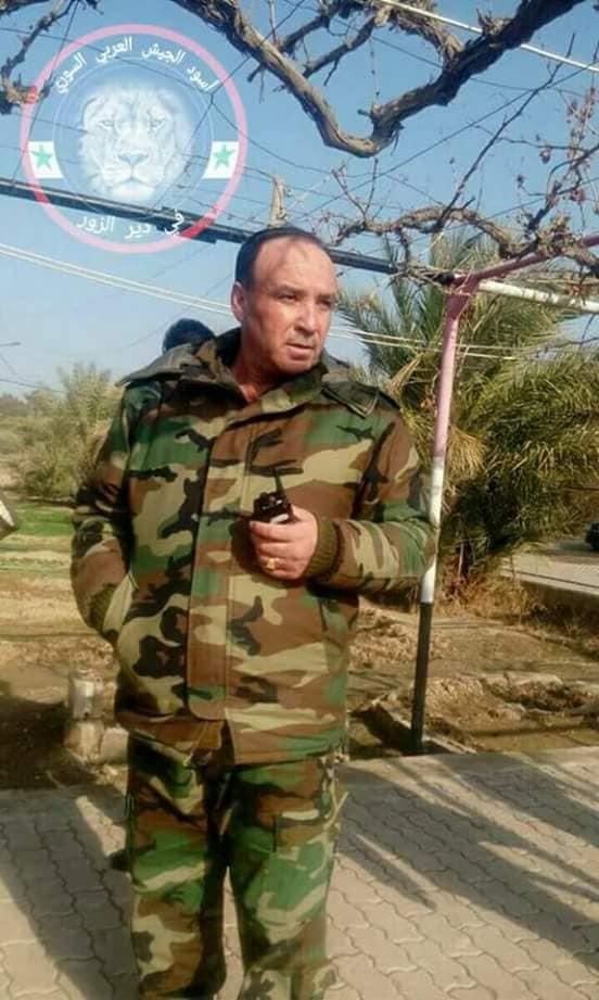 Tướng Syria thiệt mạng do IS phục kích tại chiến trường Deir Ezzor ảnh 1