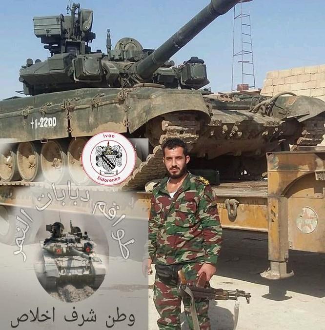 """""""Hổ Syria"""" tiến binh về tử địa Đông Ghouta chuẩn bị kết liễu phiến quân ảnh 2"""