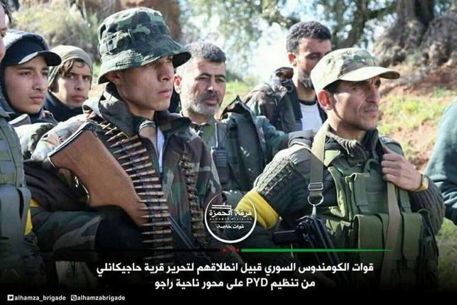 Thổ dồn quân đánh rát người Kurd phòng thủ Afrin, Aleppo ảnh 2