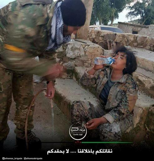 Thổ dồn quân đánh rát người Kurd phòng thủ Afrin, Aleppo ảnh 5