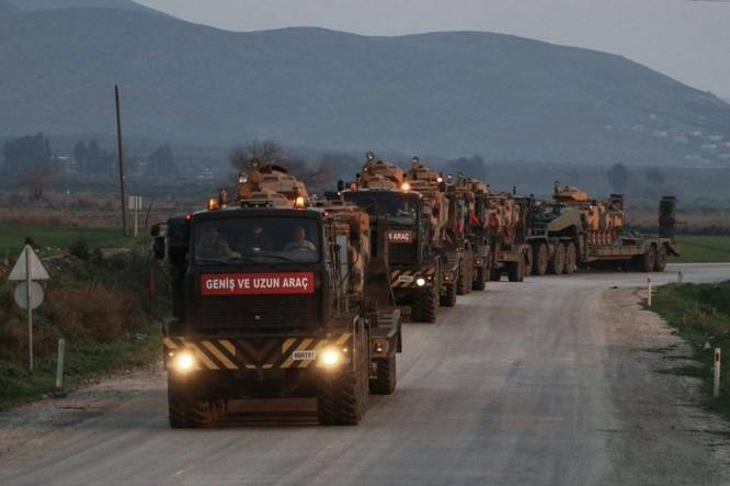 Thổ dồn quân đánh rát người Kurd phòng thủ Afrin, Aleppo ảnh 7