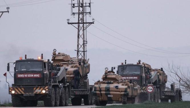 Thổ dồn quân đánh rát người Kurd phòng thủ Afrin, Aleppo ảnh 9