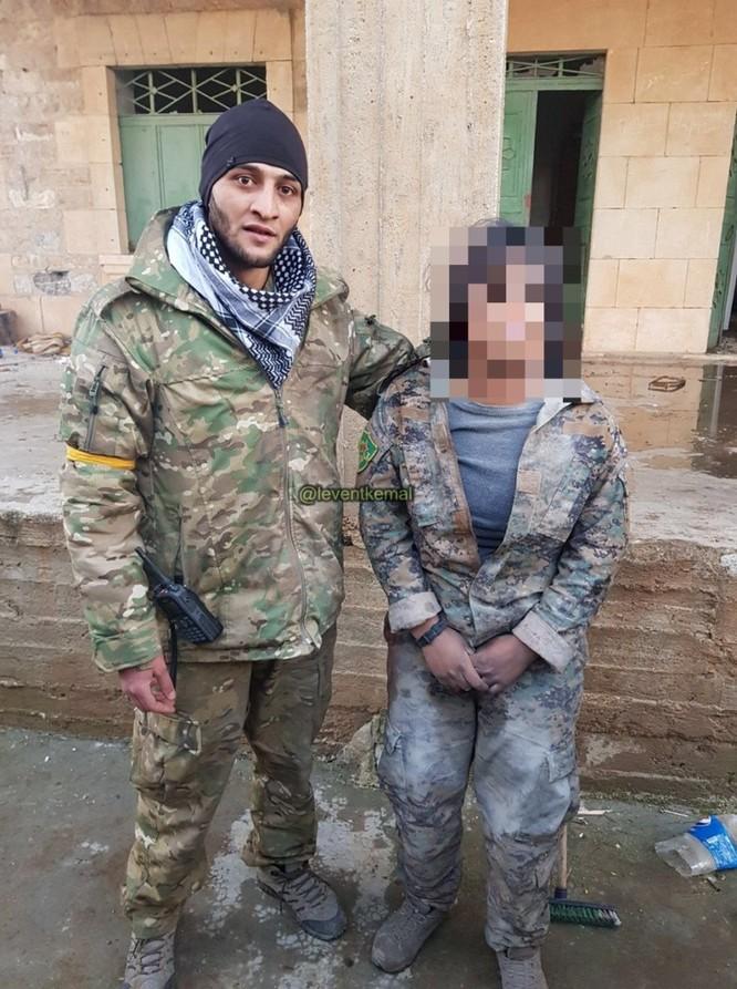 Người Kurd Syria hứng nhiều tổn thất, liên quân Thổ Nhĩ Kỳ đánh sâu vào Afrin ảnh 3