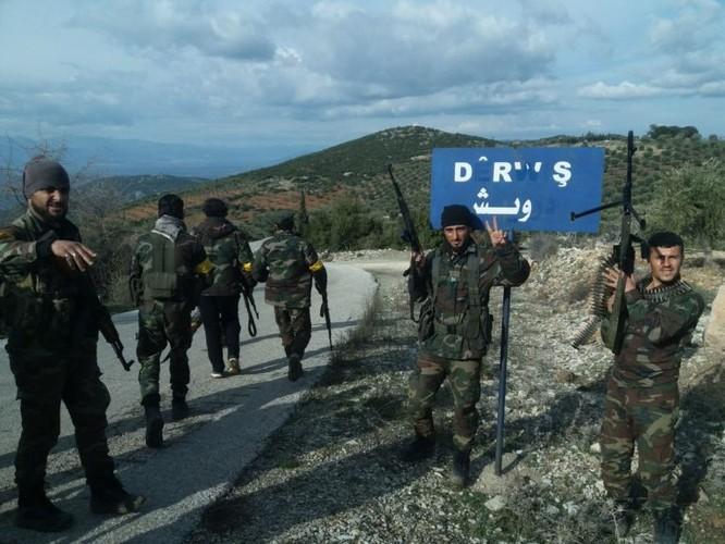 Người Kurd Syria hứng nhiều tổn thất, liên quân Thổ Nhĩ Kỳ đánh sâu vào Afrin ảnh 4
