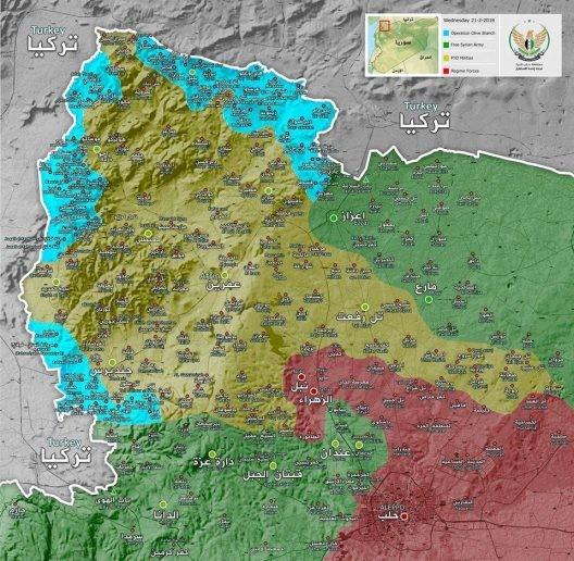 Chiến sự Syria: Quân Assad tiến binh giúp người Kurd, Thổ Nhĩ Kỳ đổi chiến lược? ảnh 1