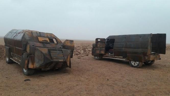 Diệt gần 1.200 tay súng IS, người Kurd chiếm chốt tại Deir Ezzor ảnh 2