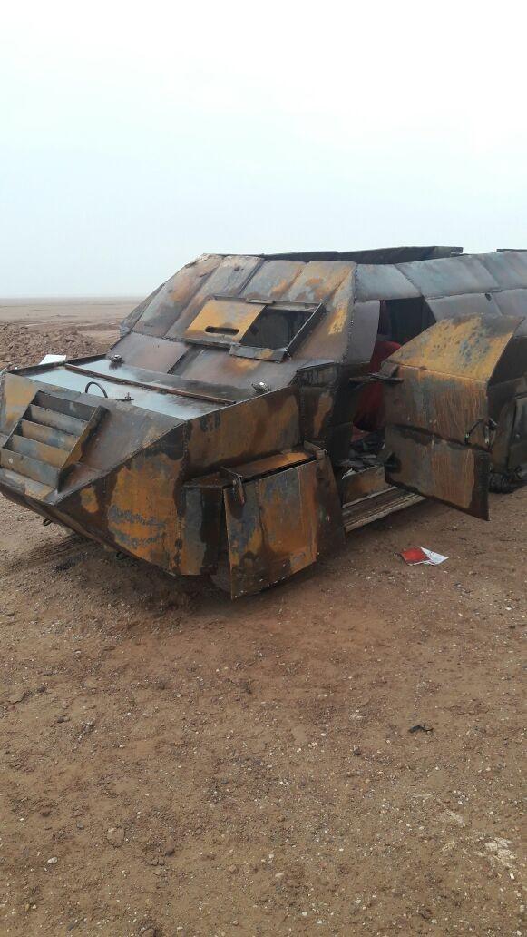 Diệt gần 1.200 tay súng IS, người Kurd chiếm chốt tại Deir Ezzor ảnh 4