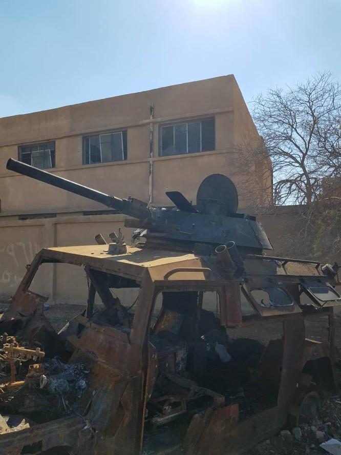 Diệt gần 1.200 tay súng IS, người Kurd chiếm chốt tại Deir Ezzor ảnh 5
