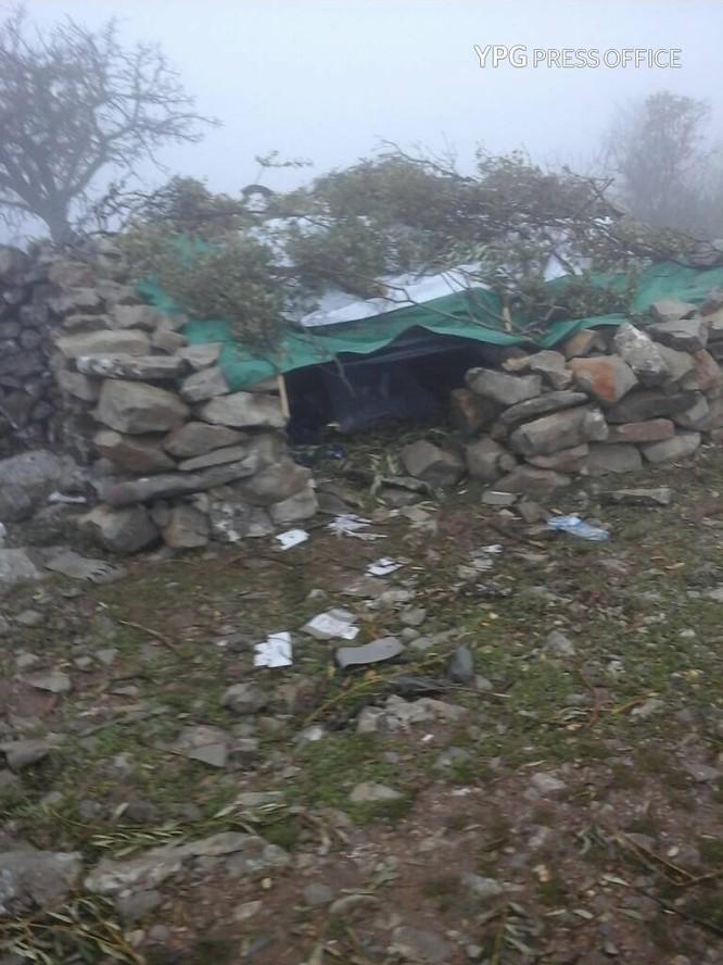 Quân Thổ Nhĩ Kỳ vẫn đánh rát, người Kurd Syria khoe diệt hơn ngàn tay súng ảnh 4