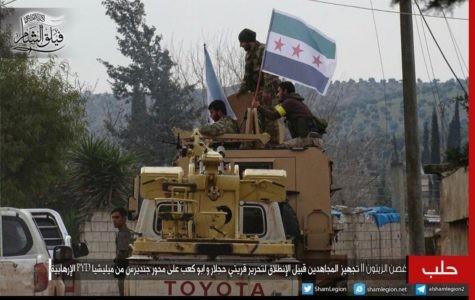 Liên quân Thổ Nhĩ Kỳ đánh chiếm 103 làng, gần 2.000 người Kurd thiệt mạng ảnh 2