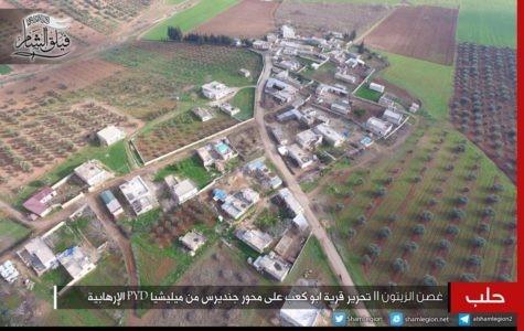 Liên quân Thổ Nhĩ Kỳ đánh chiếm 103 làng, gần 2.000 người Kurd thiệt mạng ảnh 5