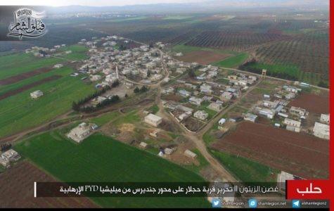 Liên quân Thổ Nhĩ Kỳ đánh chiếm 103 làng, gần 2.000 người Kurd thiệt mạng ảnh 7