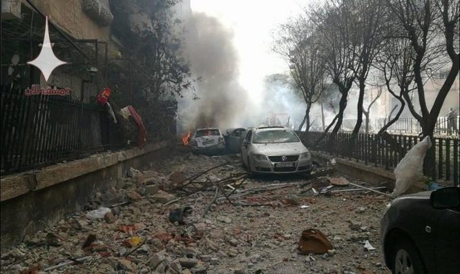 Phiến quân Syria tấn công khủng bố Damascus, Mỹ buộc tội Nga ảnh 1