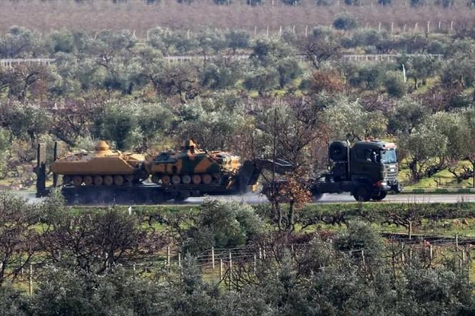 Thổ Nhĩ Kỳ khoe loại trận gần 3.000 chiến binh Kurd, tăng viện hòng chiếm trọn Afrin ảnh 1