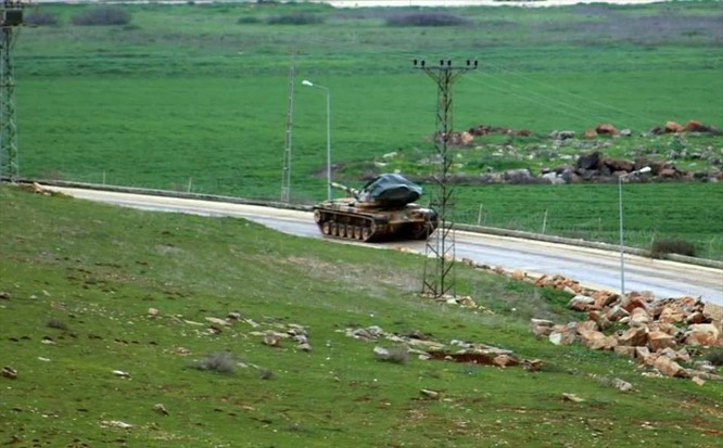 Thổ Nhĩ Kỳ khoe loại trận gần 3.000 chiến binh Kurd, tăng viện hòng chiếm trọn Afrin ảnh 2