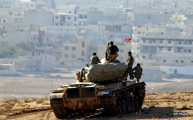 Thổ Nhĩ Kỳ khoe loại trận gần 3.000 chiến binh Kurd, tăng viện hòng chiếm trọn Afrin ảnh 4