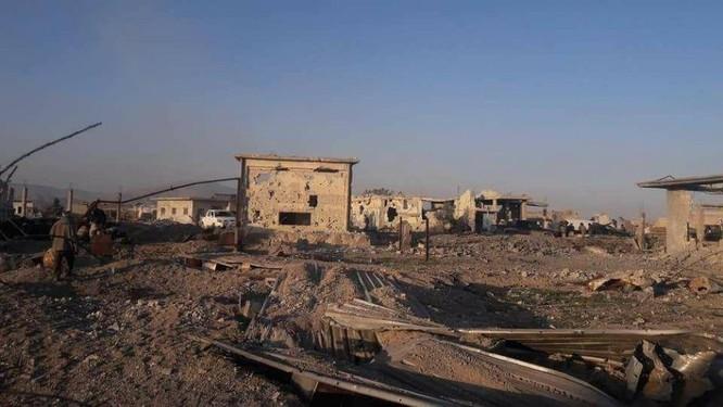 """Nga dội lửa, """"Hổ Syria"""" báo thù diệt hàng loạt phiến quân tại tử địa Đông Ghouta ảnh 3"""