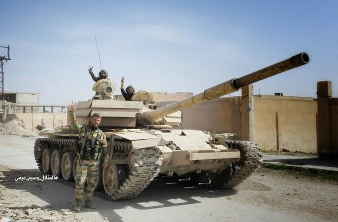 """""""Hổ Syria"""" sát cánh Vệ binh Cộng hòa phục hận phiến quân tại Đông Ghouta ảnh 2"""