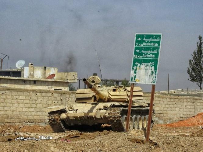 """""""Hổ Syria"""" sát cánh Vệ binh Cộng hòa phục hận phiến quân tại Đông Ghouta ảnh 3"""