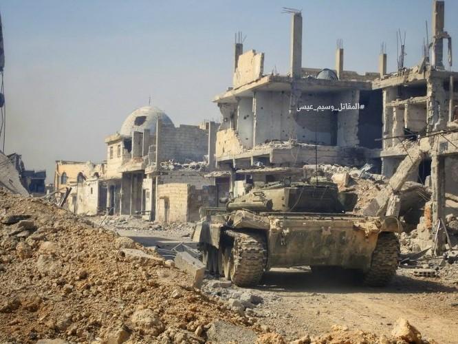 """""""Hổ Syria"""" sát cánh Vệ binh Cộng hòa phục hận phiến quân tại Đông Ghouta ảnh 6"""