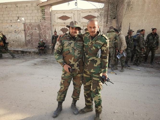 """""""Hổ Syria"""" sát cánh Vệ binh Cộng hòa triệt hạ phiến quân thánh chiến ở Đông Ghouta ảnh 2"""