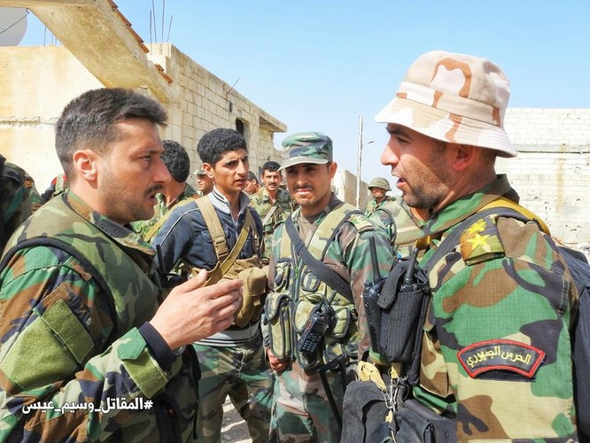 """""""Hổ Syria"""" sát cánh Vệ binh Cộng hòa triệt hạ phiến quân thánh chiến ở Đông Ghouta ảnh 3"""