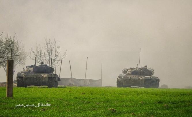 """""""Hổ Syria"""" sát cánh Vệ binh Cộng hòa triệt hạ phiến quân thánh chiến ở Đông Ghouta ảnh 8"""