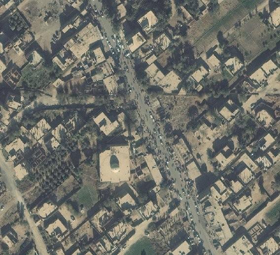 Lộ ảnh vệ tinh chứng minh quan hệ đen tối giữa IS và liên quân Mỹ-Kurd ảnh 6