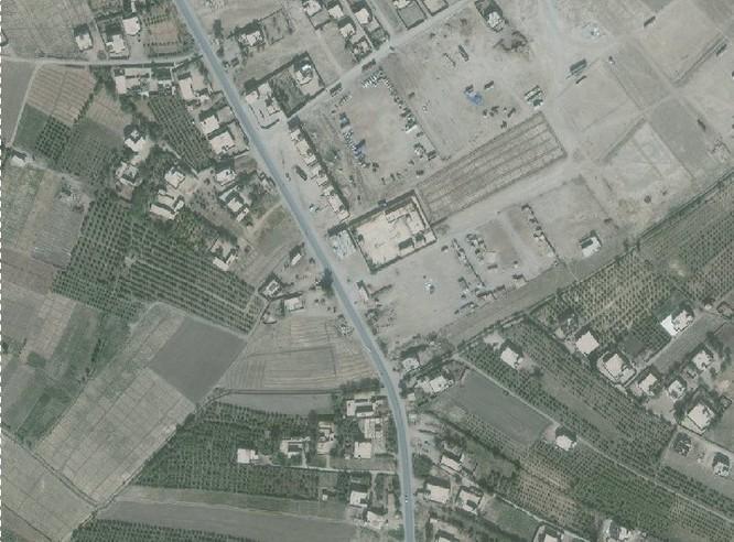 Lộ ảnh vệ tinh chứng minh quan hệ đen tối giữa IS và liên quân Mỹ-Kurd ảnh 8