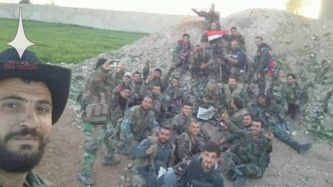 Chiến sự Syria: Quân Assad đè bẹp phe thánh chiến, đoạt căn cứ tên lửa ở Đông Ghouta ảnh 2