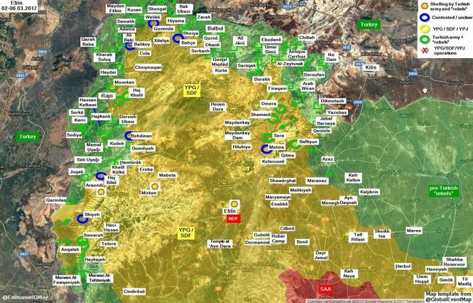 Thua tan nát trước Thổ Nhĩ Kỳ, người Kurd đổ tại...Nga ảnh 1