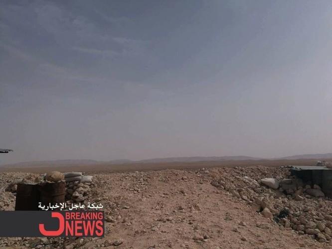 Quân Syria tấn công mở rộng kiểm soát sát căn cứ Mỹ trên sa mạc Damascus ảnh 2