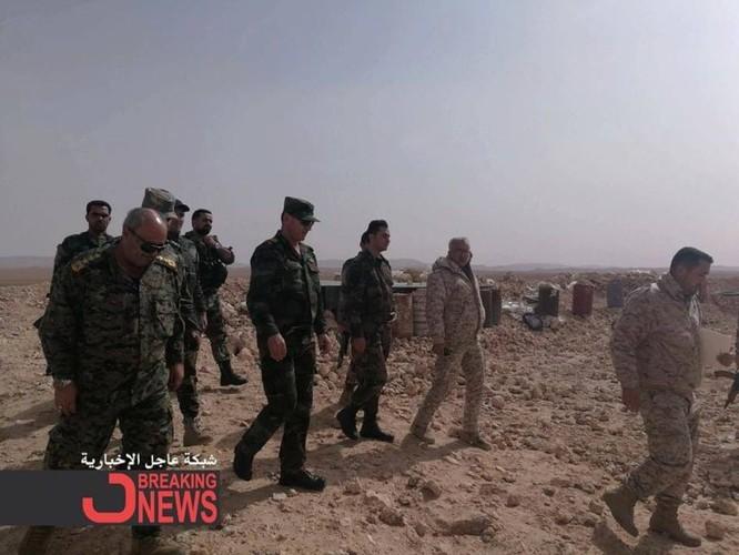 Quân Syria tấn công mở rộng kiểm soát sát căn cứ Mỹ trên sa mạc Damascus ảnh 4