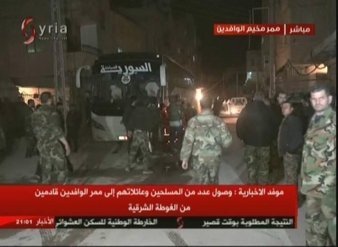 Quân đội Syria tử chiến chiếm hơn 50% sào huyệt thánh chiến Đông Ghouta ảnh 2