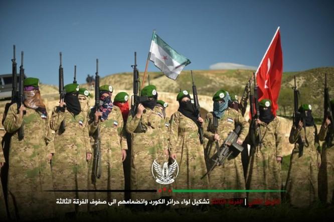 Quân Thổ Nhĩ Kỳ sắp đè bẹp Afrin, người Kurd Syria nguy ngập ảnh 2