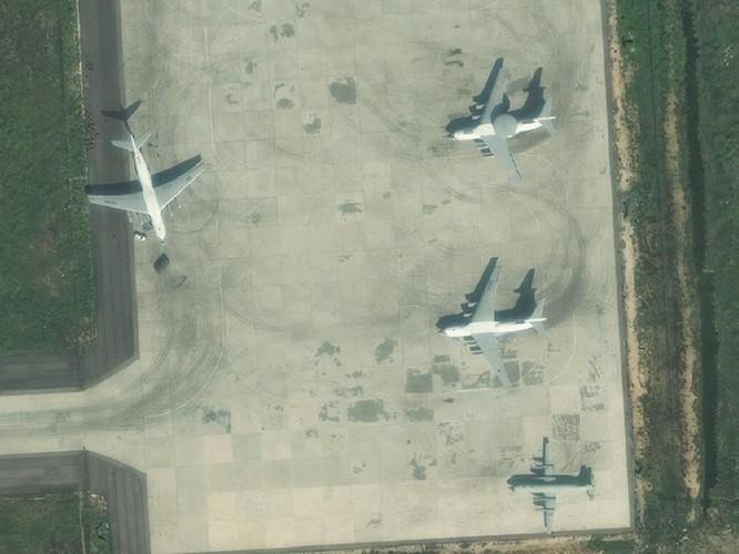 Ảnh vệ tinh công khai bí mật, Su-57 Nga vẫn hiện diện ở Syria ảnh 6